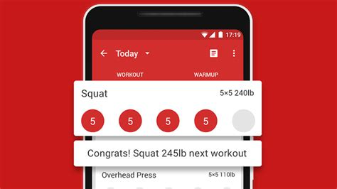 10 Best Bodybuilding Apps And Weightlifting Apps For Android.
